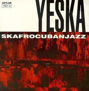 Skafrocubanjazz album cover