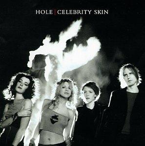 Celebrity Skin album cover