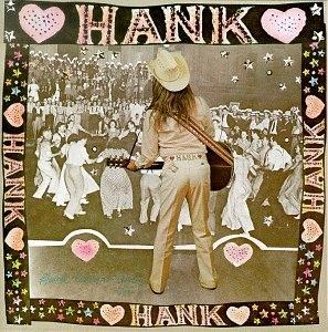Hank Wilson's Back! album cover