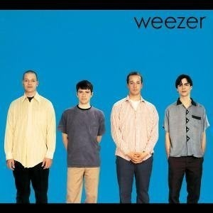 Weezer (The Blue Album) album cover