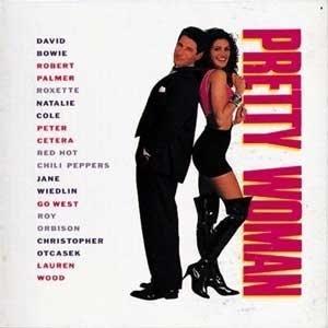Pretty Woman: Original Motion Picture Soundtrack album cover