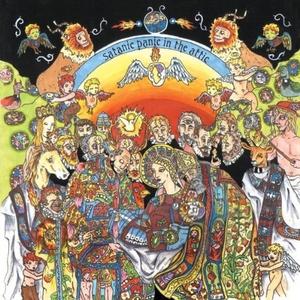Satanic Panic In The Attic album cover