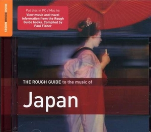 The Rough Guide To The Music Of Japan album cover