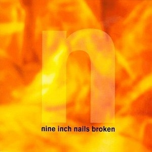 Broken (EP) album cover