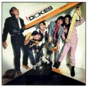 The Incredible Shrinking Dickies album cover