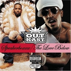 Speakerboxxx / The Love Below album cover