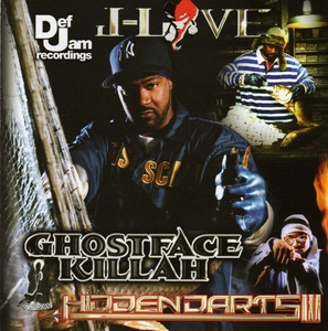J-Love Presents: Hidden Darts III album cover