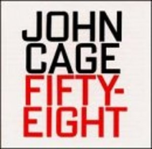 Cage: Fifty-Eight album cover