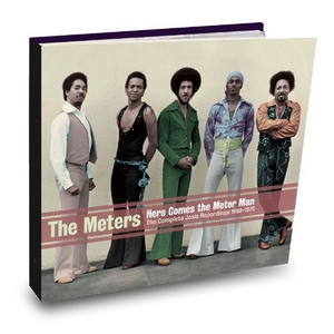 Here Comes The Meter Man: The Complete Josie Recordings 1968-1970 album cover