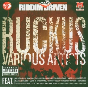 Riddim Driven: Ruckus album cover