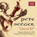 Live In '65 album cover