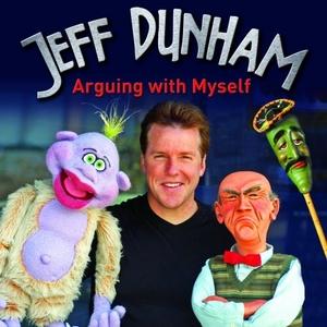 Jeff Dunham: Arguing With Myself album cover