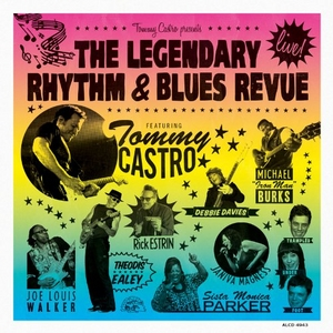 The Legendary Rhythm & Blues Revue: Live! album cover