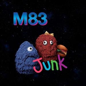 Junk album cover