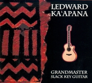 Grandmaster Slack Key Guitar album cover