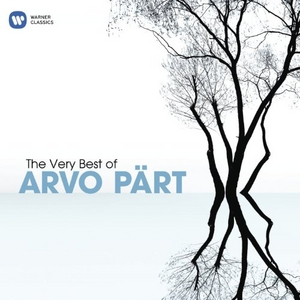The Very Best Of Arvo Pärt album cover