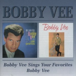 Bobby Vee Sings Your Favorites + Bobby Vee album cover