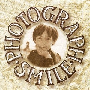 Photograph Smile album cover