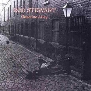 Gasoline Alley album cover