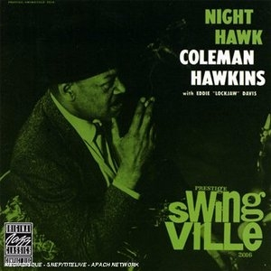 Night Hawk album cover