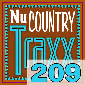ERG Music: Nu Country Traxx, Vol. 209 (September 2016) album cover