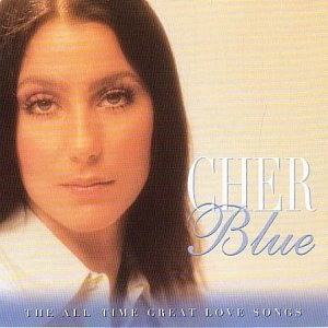 Blue: The All Time Great Love Songs album cover