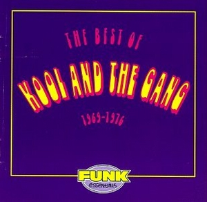 The Best Of Kool & The Gang 1969-1976 album cover