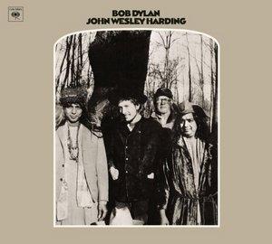 John Wesley Harding (Remaster) album cover