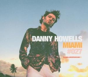 Global Underground 27: Miami album cover