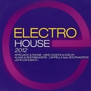 Electro House 2012 album cover