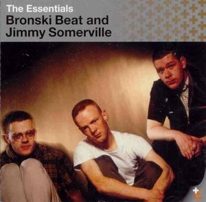 Bronski Beat & Jimmy Somerville: The Essentials album cover