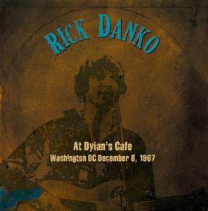 Live At Dylan's Cafe, Washington D.C., December 1987 album cover