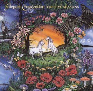 The Five Seasons (Exp) album cover