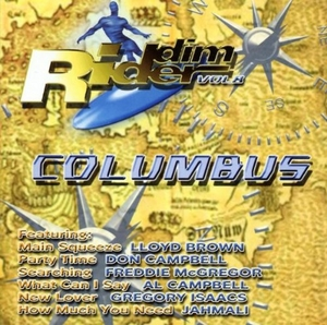 Riddim Rider, Vol. 8: Columbus album cover