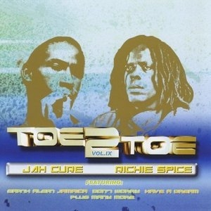 Toe 2 Toe album cover