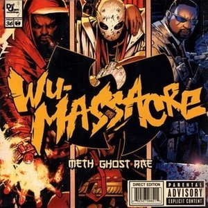 Wu Massacre album cover