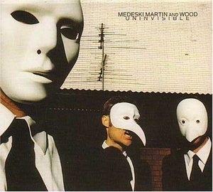 Uninvisible album cover