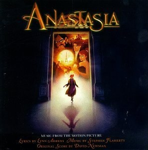 Anastasia: Original Motion Picture Soundtrack album cover