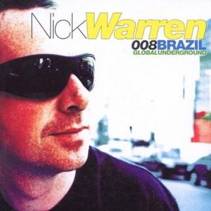 Global Underground 8: Brazil album cover