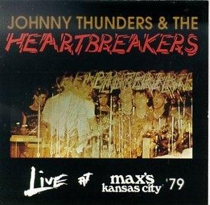 Live At Max's Kansas City '79 (Exp) album cover