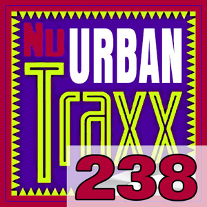 ERG Music: Nu Urban Traxx, Vol. 238 (July 2017) album cover