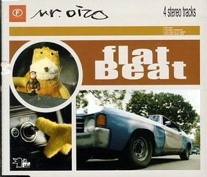 Flat Beat (Single) album cover