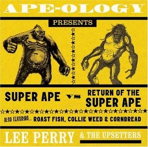 Ape-ology album cover