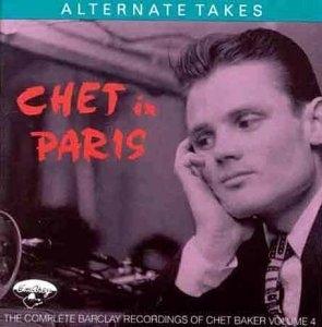 Chet In Paris, Vol.4: Alternate Takes album cover
