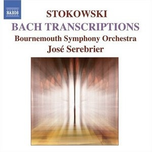 Stokowski: Bach Transcriptions, Vol.1 album cover
