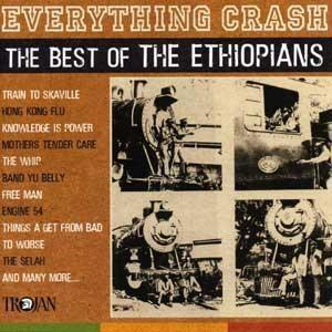 Everything Crash: Best Of The Ethiopians album cover