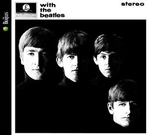 With The Beatles (Remastered) album cover
