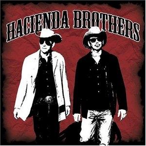 Hacienda Brothers album cover