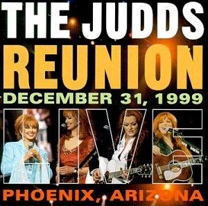 The Judds Reunion Live album cover