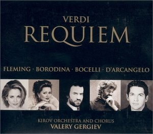 Verdi: Requiem album cover